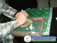 Paper making workshop